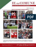 Notizie Dal Comune di Borgomanero del 2 Marzo 2019 - Speciale Carnevale