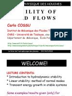 STABILITYOF fluid flows.pdf