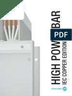 Power Bar HPB IEC Copper