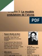 Partie 1 chap 3.modèle ondulatoire