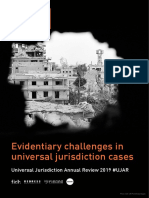 Universal Jurisdiction Annual Review #UJAR5
