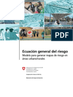 29. Ecuacion General Del Riesgo