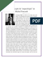 Genealogia Del Saber Foucault