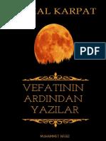 Prof. Dr. Kemal Karpat Ardından Yazılar- Muhammet Negiz