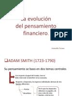 La evoluci+¦n del pensamiento financiero. (2)