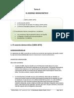 04 - El Sexenio Democratico