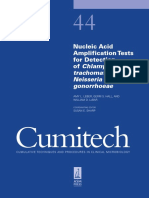 Cumitech 44 Nucleic Acid Amplification Tests for Detection of Chlamydia Trachomatis and Neisseria Gonorrhoeae