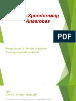 non spore forming anerob.pptx