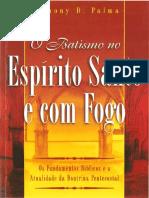 O Batismo no Espírito Santo - Anthony D. Palma.pdf