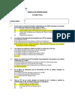 Anexo Snip 05-Contenido Minimo General Del Estudio de Preinversion a Nivel de Perfil de Un Proyecto de Inversion Publica