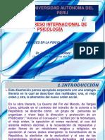 Efectos de Las Terapias-Jose Anicama