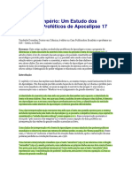 Apocalipse 17- Dr. Vanderlei Dorneles