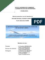 72- La recette commerciale passage d'une compagnie de transport aérien  particularités comptables, fis.PDF