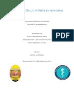 Situacion de la Salud Infantil en Honduras copiar.docx