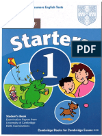 Tests Starters 1 Book