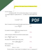 The Error Function Fix