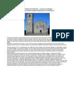 Piteglio - Pieve Di S.maria Assunta in Popiglio