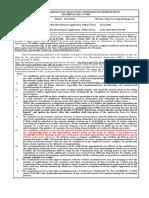 Notification HPSSC JBT TGT SI Other Posts