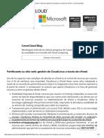 Fortificando Su Sitio Web_ Gestión de CloudLinux a Través de CPanel – CanarCloud Blog