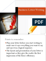 parts of business letter.ppt