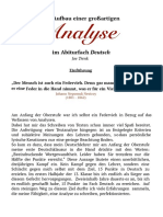 Textanalyse eBook
