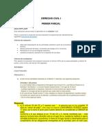 PRIMER PARCIAL- CIVIL I.docx