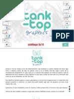 Catalogo Tank Top