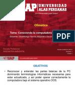 CONOCIENDO LA PC