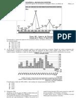 Td de Revisão Gráficos e Estatística