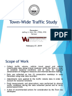 Norwell Traffic Study presentation Feb. 27, 2019