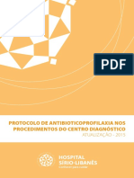 Manual Antibioticoprofilaxia Centro Diagnostico 150924