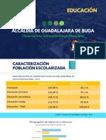 Caracterización de La Población Escolarizada_Observatorio Socioeconómico