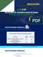 Instituciones Técnicas_Observatorio Socioeconómico