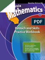 Reteach and Skills Grade 5.pdf