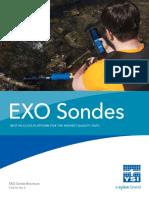 YSI EXO Brochure