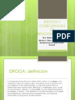 Efectos y Cosecuencias de Benzodiacepinas