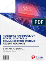Reference Handbook on Power, Control and Communication Systems