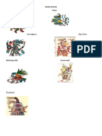 Dioses Aztecas Incas mayas.docx