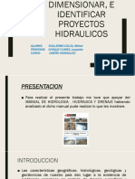 Criterios Para Localizar Dimensionar e Identiticar Proyectos Hidraulicos