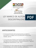 4.  Procedimiento Autonomias