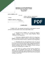 Cases (Rulings)