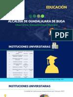 Instituciones Universitarias_Observatorio Socioeconómico