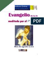 Evangelio 2011