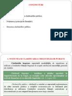 Tema 10- Sistemul Cheltuielilor Publice