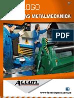 Catalogo Accurl