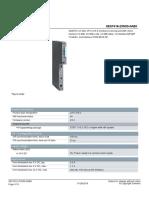 Datasheet Cpu 416-2