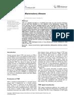 Tnf Mediated Inflammatory Mediators