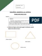 Evaluación Diagnóstica de e