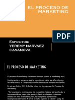 Proceso de Marketing