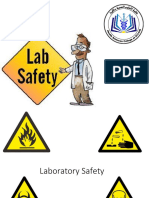 1. LAB Safety